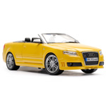 audi RS4 Cabriolet 2007 Yellow