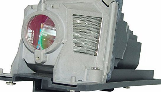 AuraBeam Professional NEC NP-V260XG Projector Replacement Lamp With Housing Powered by Philips