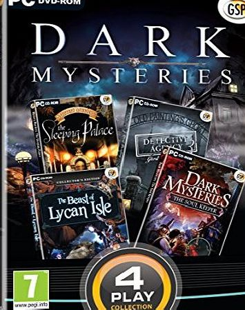 Avanquest Software 4 Play Collection - Dark Mysteries (PC DVD)