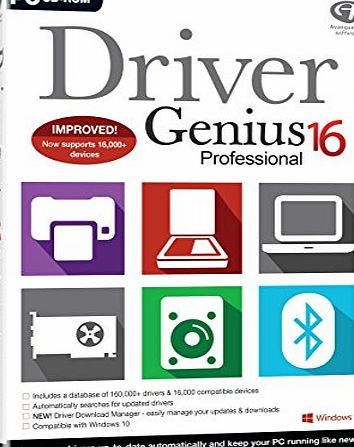 Avanquest Software Driver Genius Professional 16 (PC)
