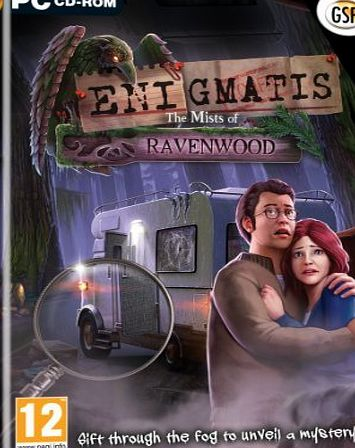 Avanquest Software Enigmatis: The Mists of Ravenwood - Collectors Edition (PC DVD) by Avanquest Software