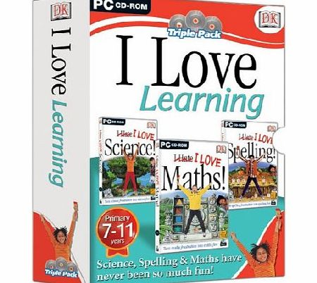 Avanquest Software I Love Learning - Pack