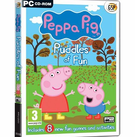 Avanquest Software Peppa Pig 2 - Puddles of Fun (PC)