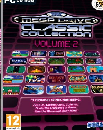 Avanquest Software SEGA MegaDrive Collection 2 (PC DVD)