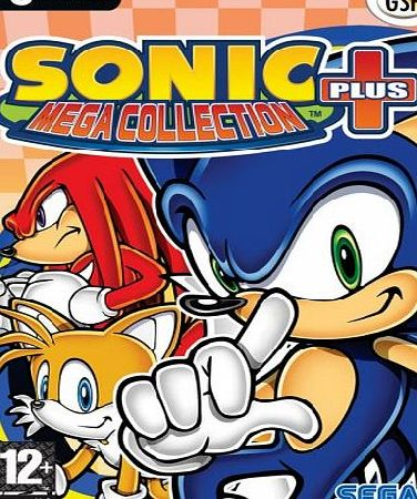 Avanquest Software Sonic Mega Collection (PC DVD)