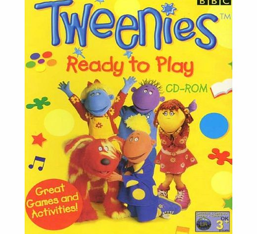 Avanquest Software Tweenies Ready to Play