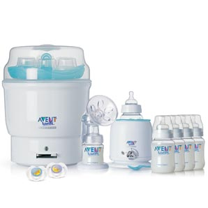 Avent Essentials Feeding and Pampering Pack