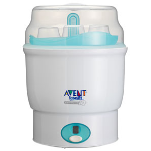 Avent Express IQ Electronic Steam Steriliser Kit