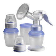 Avent Isis Breast Pump Via Feeding System
