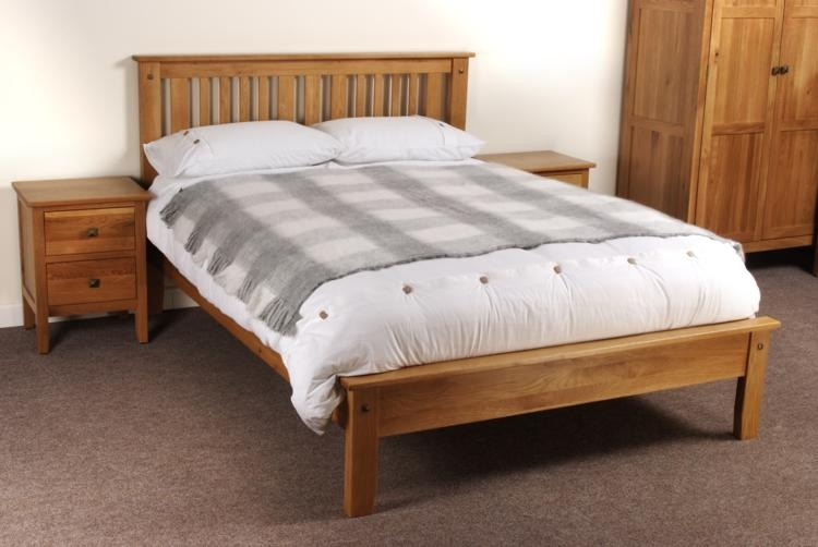 King Single Bed And Mattress Package