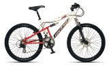 Avocet 2008 Coyote Smack Daddy 17 Dual Suspension Mountain Bike