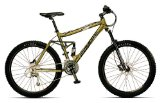 2008 Coyote Team SR 16 Dual Hydraulic Disc Mountain Bike