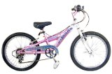 Avocet Concept Jeans 6sp Girls 20` Wheel Mountain Bike