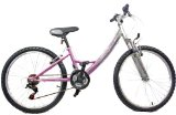 Avocet Concept Strawberry Fields 24` Whl Girls Suspension MTB