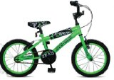 Concept Zombie 16` Wheel Boys BMX 5-7 yrs