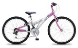 Coyote Crystal Girls Aluminium Mountain Bike 9-12 Yrs
