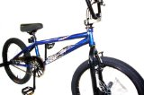 Coyote Impaler BMX With Stunt Pegs