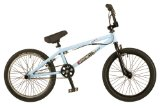 Coyote Jarhead BMX With 3 Piece Cranks