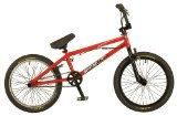 Coyote Schizoid BMX With 3 Piece Cranks