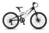 Coyote VooDoo Aluminium Dual Susp Disc Mountain Bike 9-12
