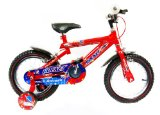 New Pedal Pals 14` Boys Rocket Bike to suit 4-6yrs