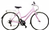 Reflex Horizon 19` Shimano 18sp Ladies Hybrid Bike