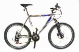 "Reflex Karakum 19"" Disc Brakes Front Susp Mountain Bike"