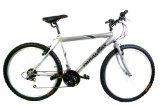 Reflex Parallax 22` Gents Mountain Bike Silver