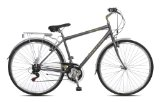 Reflex Park Lane 19` Shimano 18sp Gents Hybrid Bike