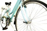Reflex Park Lane 19` Shimano 18sp Ladies Hybrid Bike