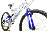 Reflex Shasta Gents Dual Suspension STI Mountain Bike