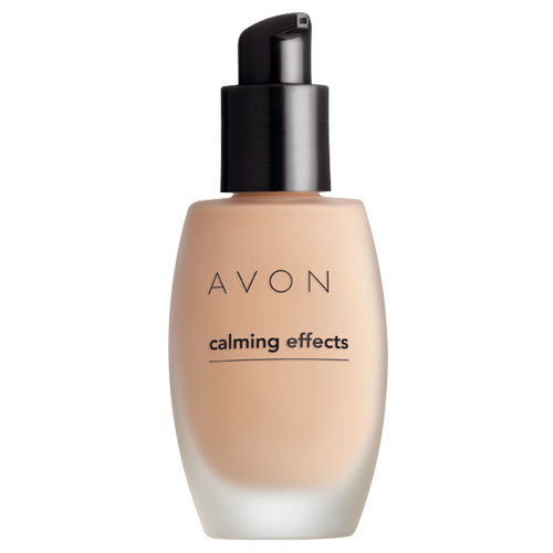 Avon Calming Effects Illuminating Foundation