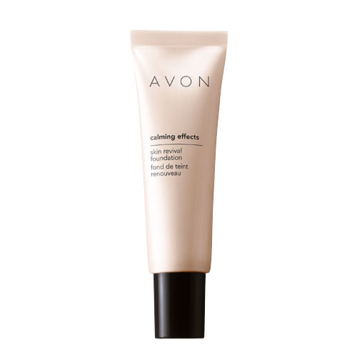 Avon Calming Effects Skin Revival Foundation