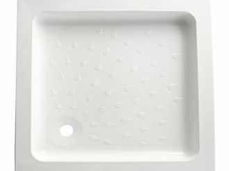 Square Shower Tray (W)760mm (D)760mm VAA