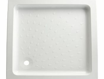 Square Shower Tray (W)900mm (D)900mm VAC