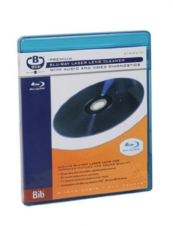 BTBIB47N Blu-Ray lens cleaner Cleaning
