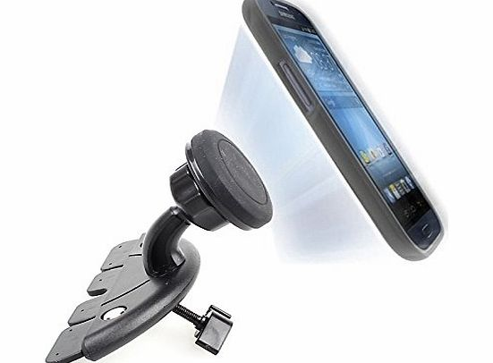 BAAKYEEK  Universal Car CD Player Magnet Magnetic Mount Holder for Mobile Phones GPS