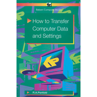 HOW TO TRANS COMPUTER DATA and SETTINGS RE