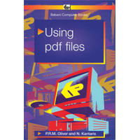 USING PDF FILES (RE)