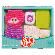 Alive Nappy Cover Set