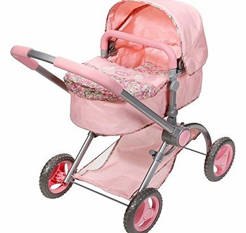 2-in-1 Fashion Pram