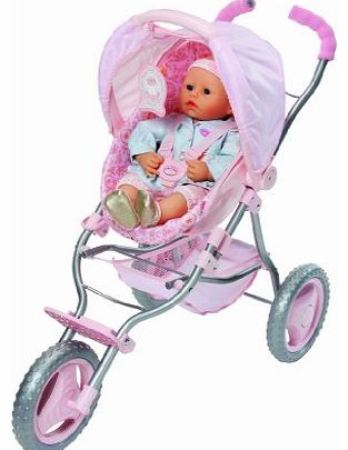 2-in-1 Travel System Jogger/ Comfort Seat