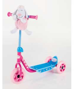 Annabell 3 Wheel Scooter with Bag
