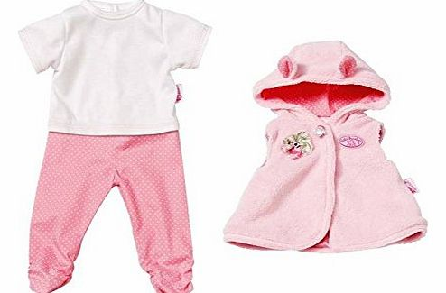 Deluxe Cuddly Clothing Set