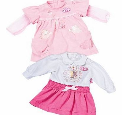 Divine Baby Annabell Twin Fashion Outfit Pack --