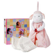 Annabell Gift Nappy Bag With Nappies