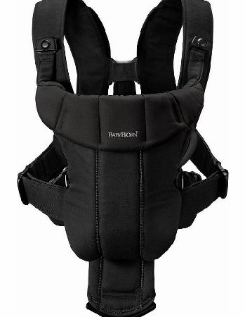 Baby Carrier Active Black/Black 2014