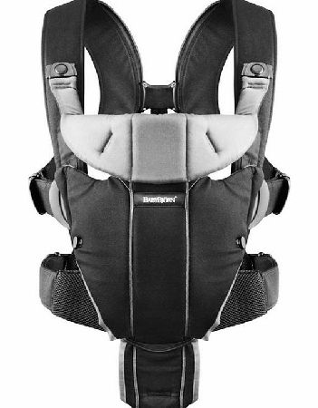 Baby Bjorn Baby Carrier Miracle Black/Silver