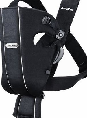 Baby Bjorn BABYBJÖRN Baby Carrier Original (Black, Cotton)