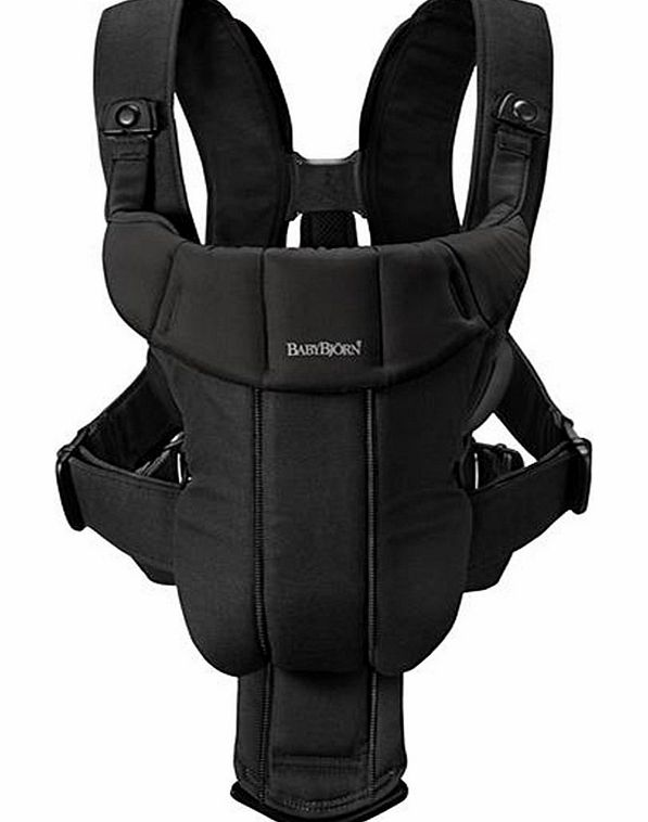 Baby Bjorn Carrier Active Black 2014